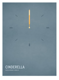 Cinderela Posters por Christian Jackson