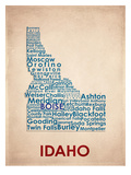 Idaho Prints