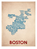 Boston - Tablo
