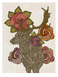 Dear Deer Posters by Valentina Ramos