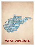 West Virginia Prints