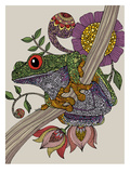 Phileus Frog Sztuka autor Valentina Ramos