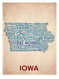 Iowa Prints
