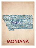 Montana Prints