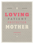 Loving Mother Posters by Maria Hernandez