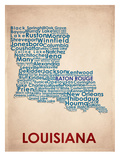 Louisiana Prints