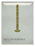 Jack and the Beanstalk Prints by Christian Jackson
