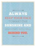 Sunshine Prints by Maria Hernandez