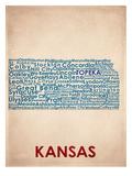 Kansas Kunstdrucke