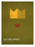 The Frog Prince Pósters por Christian Jackson