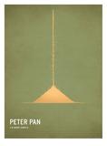 Christian Jackson - Peter Pan - Poster