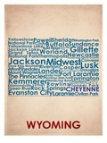 Wyoming Prints