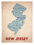 New Jersey Posters