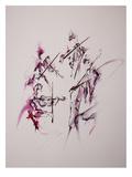 Quartet Poster van Marc Allante
