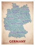 Germany - Reprodüksiyon