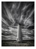 Dark Lighthouse Posters by Lina Kremsdorf