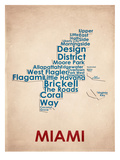 Miami Posters