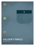 Gulliver's Travels Poster by Christian Jackson