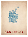 San Diego Posters