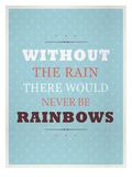 Rainbows Art by Meme Hernandez