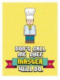 Master Chef Art by Patricia Pino