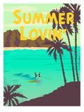 Summer Lovin' Reprodukcje autor Diego Patino