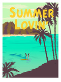 Summer Lovin' Prints by Diego Patino