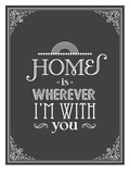 Home Is Kunst av Patricia Pino
