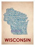 Wisconsin Poster