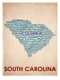 South Carolina Posters