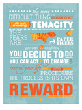 The Process Is Its Own Reward (Amelia Earhart) Prints by Patricia Pino