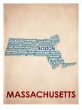 Massachusetts Prints