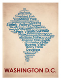 Washington DC Prints