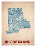 Rhode Island Kunstdrucke