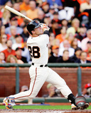 Buster Posey Game 4 of the 2014 National League Championship Series Action Photo