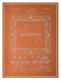 Darrow Monopoly Blueprint Affiche