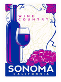 Sonoma Prints by Matthew Schnepf