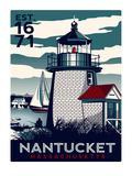 Nantucket II Kunst af Matthew Schnepf