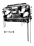 Be Heard Prints by Matthew Schnepf