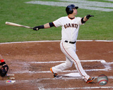 Joe Panik Home Run Game 5 of the 2014 National League Championship Series Photo