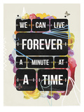 Time of Your Life Poster by  Kavan & Company