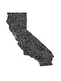 California - Art Print