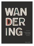 Wandering Prints by  Kavan & Company