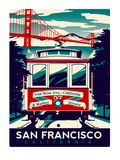 San Francisco Prints by Matthew Schnepf