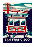 San Francisco Prints by Matthew Schnepf