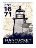 Nantucket Posters by Matthew Schnepf