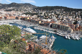 Nice France Cityscape Photo Art Print Poster Photo