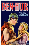 Ben-Hur Movie Ramon Novarro Poster Print Print