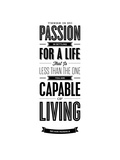 There Is No Passion - Poster