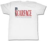 Scarface - TheworldIY Vêtement